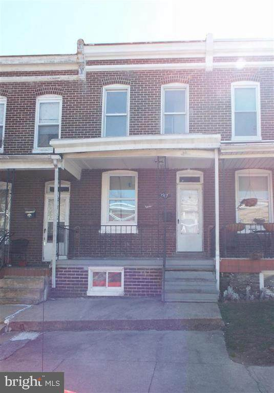 1507 Popland Street, BALTIMORE CITY, MD 21226 (#MDBA529140) :: The Redux Group