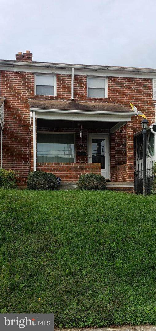 558 S Beechfield Avenue, BALTIMORE, MD 21229 (#MDBA529220) :: Bruce & Tanya and Associates