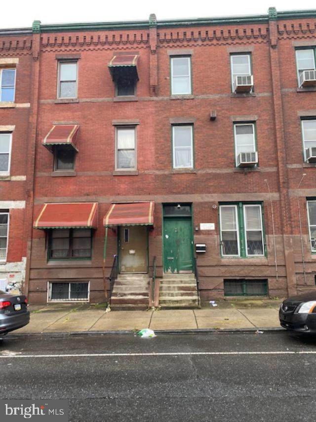 1910 W Diamond Street, PHILADELPHIA, PA 19121 (#PAPH949206) :: Nexthome Force Realty Partners