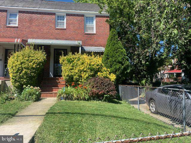 4438 Pall Mall Road, BALTIMORE, MD 21215 (#MDBA529324) :: SP Home Team