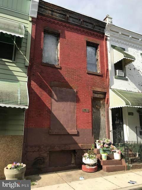2512 N Corlies Street, PHILADELPHIA, PA 19132 (#PAPH949534) :: LoCoMusings