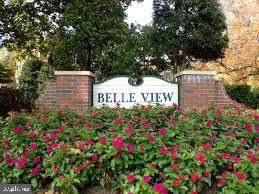 1302 Belle View Boulevard C2, ALEXANDRIA, VA 22307 (#VAFX1163992) :: Nesbitt Realty