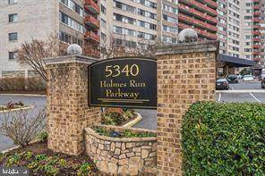 5340 Holmes Run Parkway #801, ALEXANDRIA, VA 22304 (#VAAX252700) :: The Piano Home Group