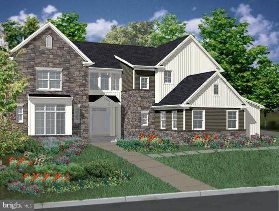 Lot 4 Temperance Lane, IVYLAND, PA 18974 (#PABU510328) :: Linda Dale Real Estate Experts