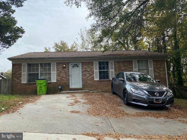 424 Clovis Avenue, CAPITOL HEIGHTS, MD 20743 (#MDPG586086) :: The MD Home Team