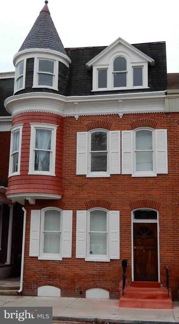 526 W King Street, YORK, PA 17401 (#PAYK148210) :: Liz Hamberger Real Estate Team of KW Keystone Realty