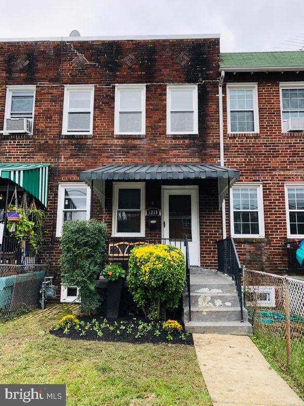 1218 Oronoco Street, ALEXANDRIA, VA 22314 (#VAAX252730) :: Great Falls Great Homes