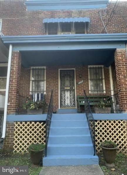 1619 R Street SE, WASHINGTON, DC 20020 (#DCDC494332) :: Fairfax Realty of Tysons