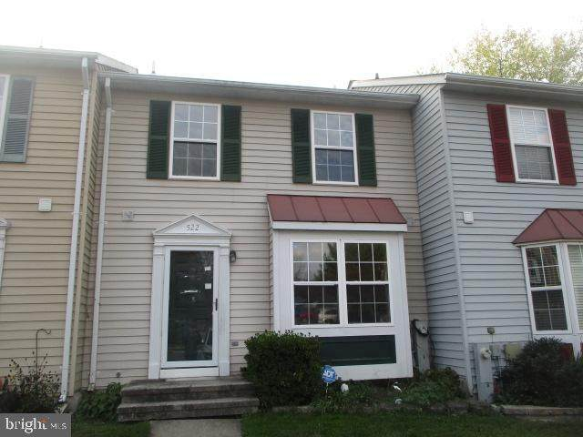 522 South Hills Court, WESTMINSTER, MD 21158 (#MDCR200704) :: ExecuHome Realty