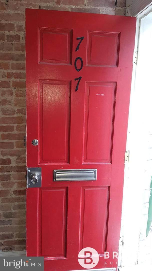 707 N Duncan Street, BALTIMORE, MD 21205 (#MDBA529582) :: Charis Realty Group