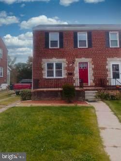 3123 Woodring Avenue, BALTIMORE, MD 21234 (#MDBA529636) :: Fairfax Realty of Tysons