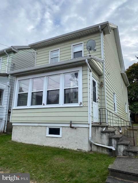 20 E Oak Street, WEST HAZLETON, PA 18202 (#PALU103540) :: Bob Lucido Team of Keller Williams Integrity