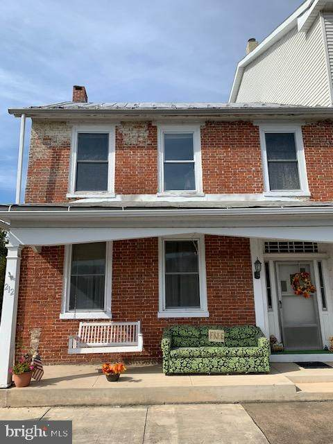 212 N Front Street, LIVERPOOL, PA 17045 (#PAPY102836) :: The Joy Daniels Real Estate Group