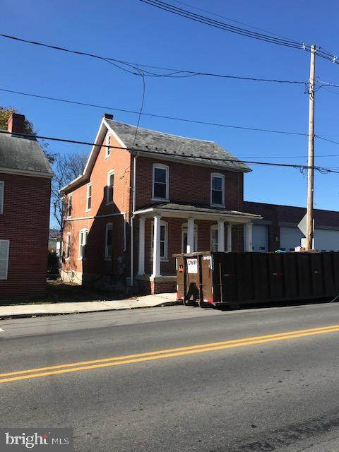 126 N Main Street, MERCERSBURG, PA 17236 (#PAFL176244) :: The Redux Group