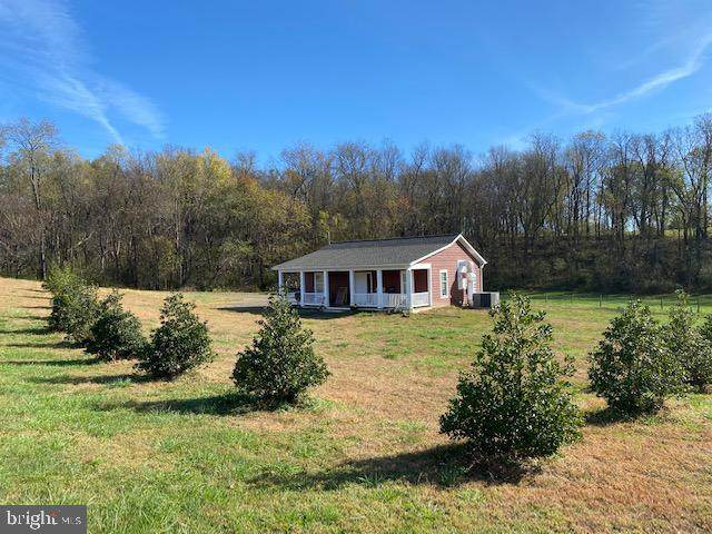 375 Possum Hollow Lane, BERRYVILLE, VA 22611 (#VACL111910) :: Erik Hoferer & Associates