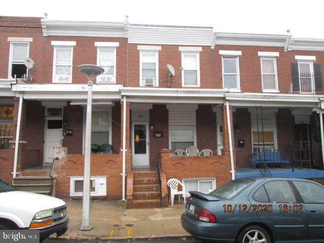 625 N Robinson Street, BALTIMORE, MD 21205 (#MDBA530456) :: The MD Home Team