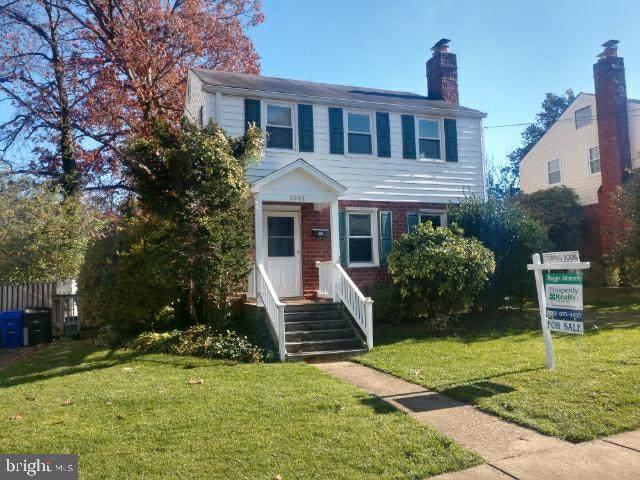 1001 N Lebanon Street, ARLINGTON, VA 22205 (#VAAR172522) :: Arlington Realty, Inc.