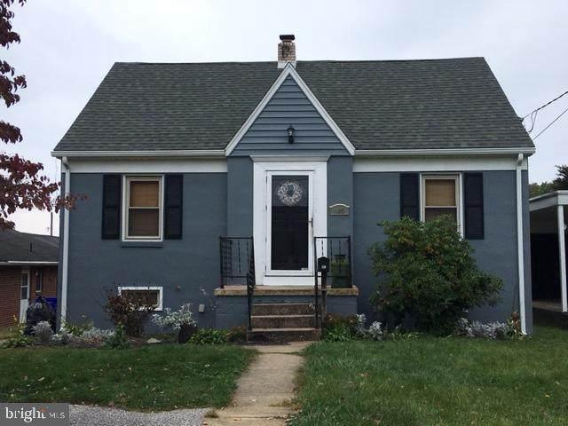 102 N Williams Street, YORK, PA 17404 (#PAYK148838) :: Century 21 Home Advisors