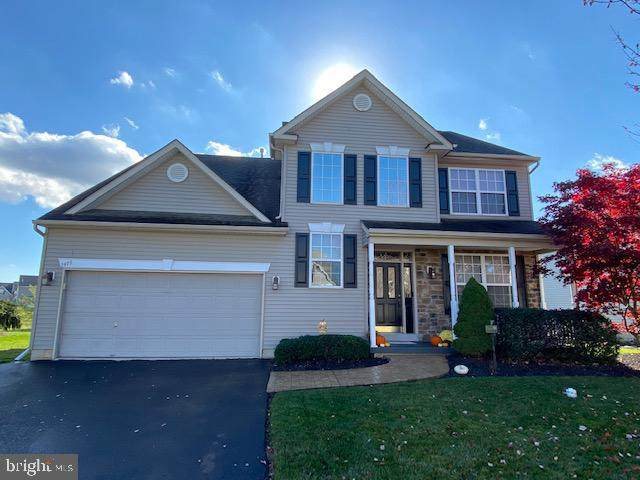 2478 Jessica Drive, GILBERTSVILLE, PA 19525 (#PAMC670110) :: The Toll Group