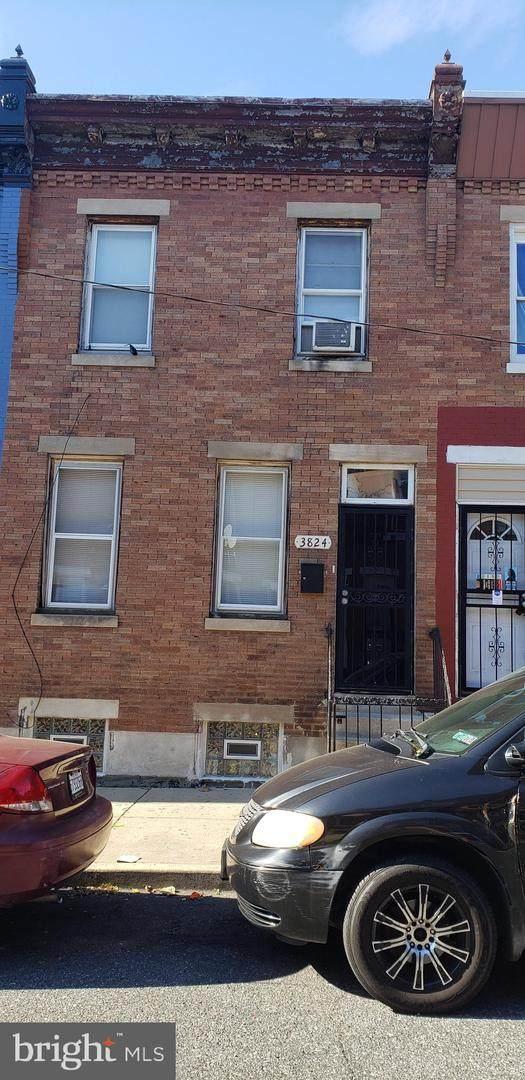 3824 N Darien Street, PHILADELPHIA, PA 19140 (#PAPH953496) :: LoCoMusings