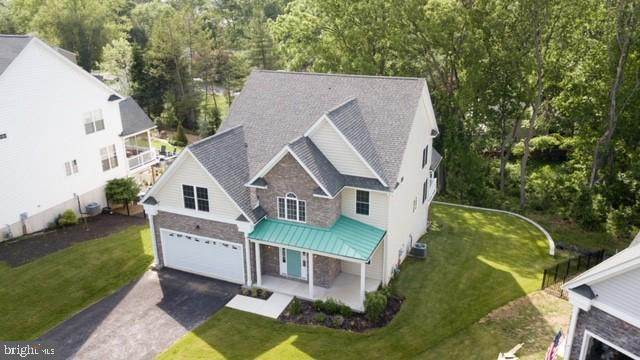 Lot 9 Fox Hollow Lane, BROOMALL, PA 19008 (#PADE531460) :: Nexthome Force Realty Partners