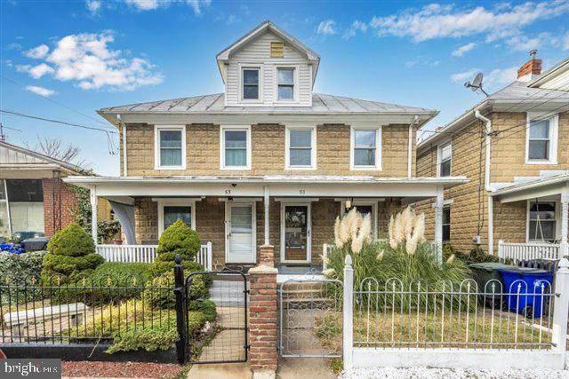 51 Hamilton Avenue, FREDERICK, MD 21701 (#MDFR273704) :: Advance Realty Bel Air, Inc