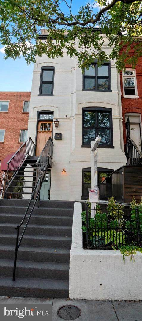 1517 6TH Street NW, WASHINGTON, DC 20001 (#DCDC496182) :: The Sky Group
