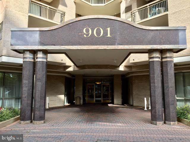 901 Monroe Street #602, ARLINGTON, VA 22201 (#VAAR172860) :: Nesbitt Realty