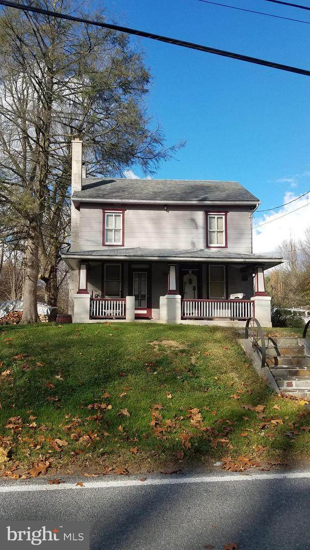 403 Nye Road, HUMMELSTOWN, PA 17036 (#PADA127808) :: The Joy Daniels Real Estate Group