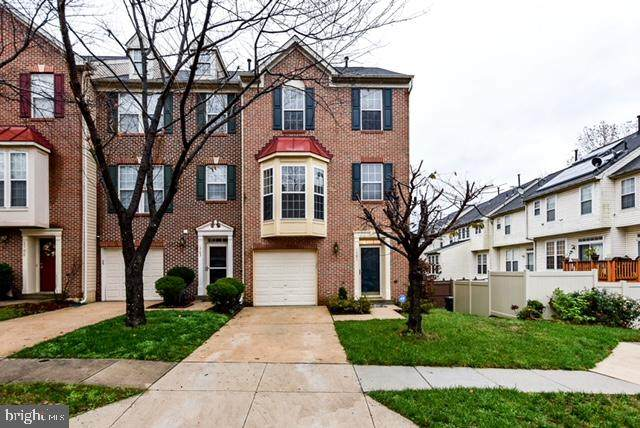 1701 Crimson Place, BOWIE, MD 20721 (#MDPG589050) :: Great Falls Great Homes