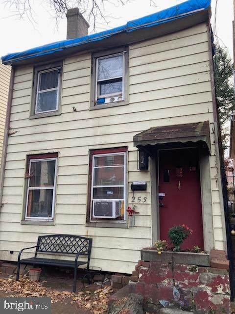 253 Clay Street, TRENTON, NJ 08611 (#NJME305158) :: The Dailey Group