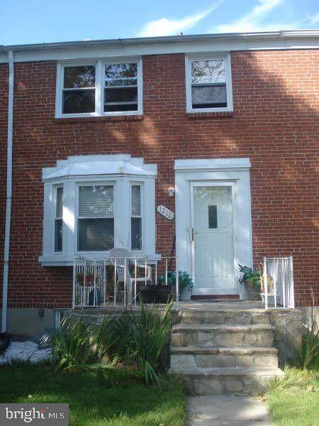 1212 Gittings Avenue, BALTIMORE, MD 21239 (#MDBA532278) :: Berkshire Hathaway HomeServices McNelis Group Properties