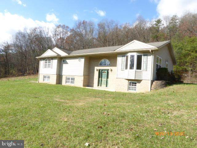 369 Allen Hill Road, SHANKS, WV 26761 (#WVHS115060) :: Crossman & Co. Real Estate