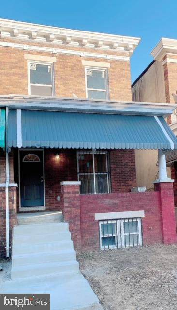821 N Bentalou Street, BALTIMORE, MD 21216 (#MDBA532322) :: Better Homes Realty Signature Properties