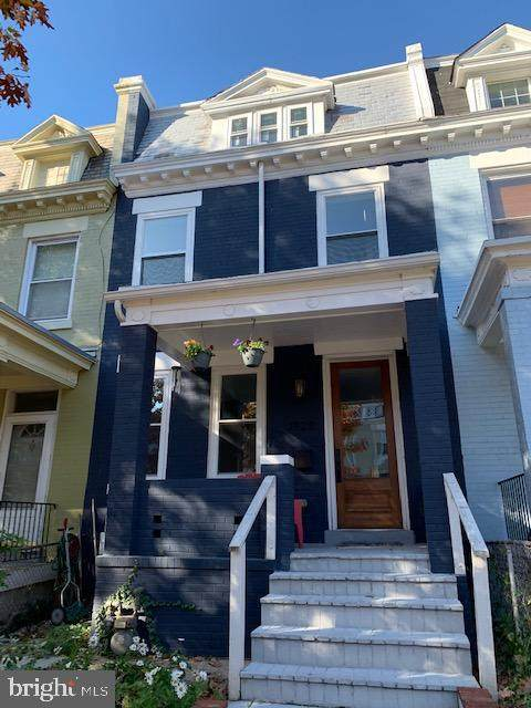 1928 1ST Street NE, WASHINGTON, DC 20002 (#DCDC497988) :: Better Homes Realty Signature Properties
