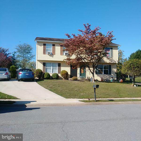 12 Courier Drive, TANEYTOWN, MD 21787 (#MDCR201302) :: Murray & Co. Real Estate