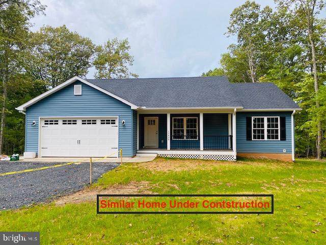 13032 Stonehouse Mountain Road, CULPEPER, VA 22701 (#VACU143144) :: The Matt Lenza Real Estate Team