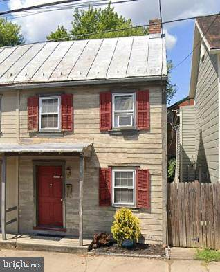 136 S East Street, CARLISLE, PA 17013 (#PACB130306) :: The Joy Daniels Real Estate Group