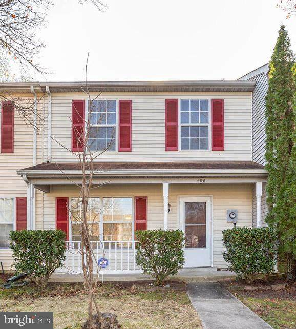 486 Thistle Place, WALDORF, MD 20601 (#MDCH219736) :: Peter Knapp Realty Group