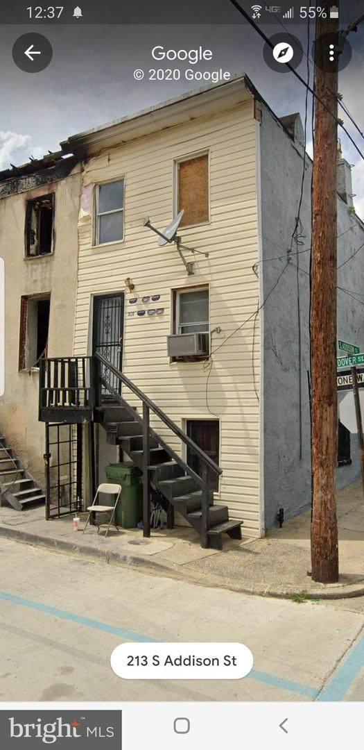 1820 Dover Street, BALTIMORE, MD 21223 (#MDBA532786) :: The Bob & Ronna Group