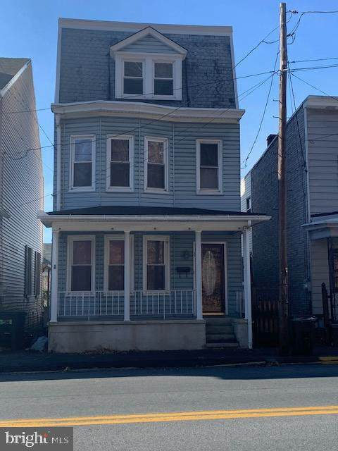 57 Mill Street, PORT CARBON, PA 17965 (#PASK133528) :: Erik Hoferer & Associates