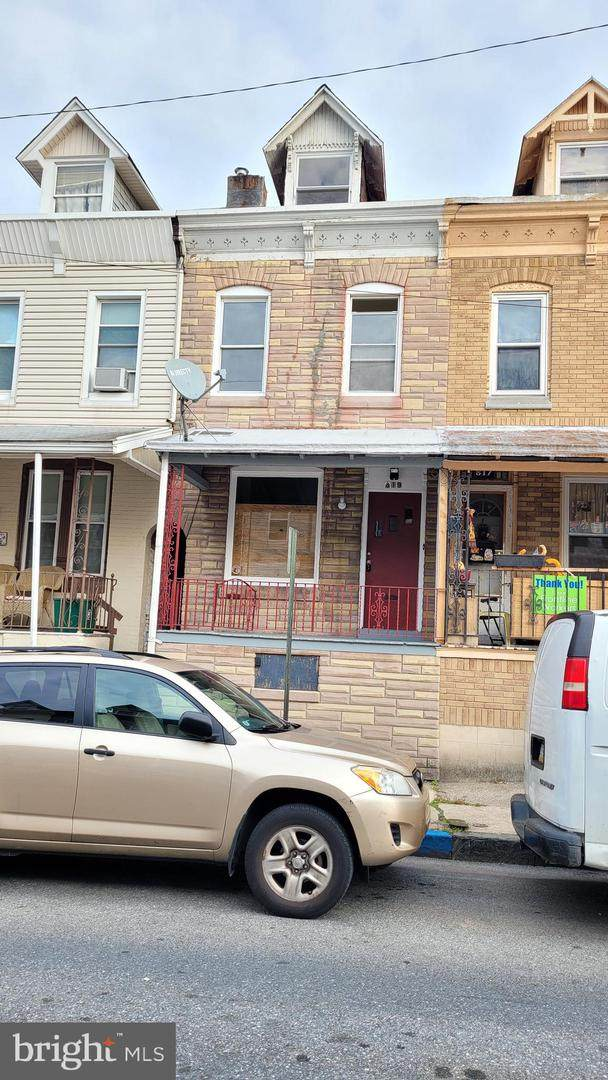 819 Mulberry Street, READING, PA 19604 (#PABK370894) :: The Toll Group