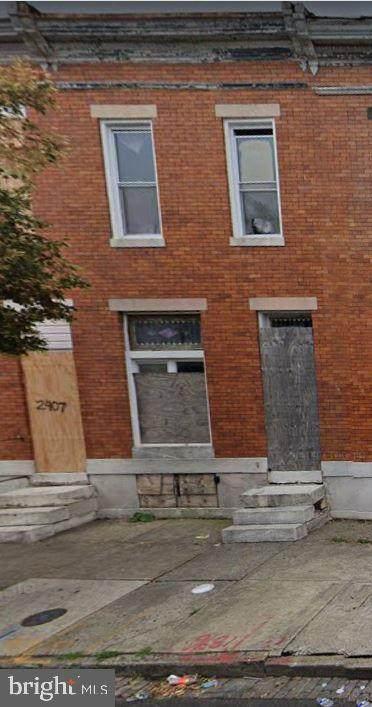 1910 N Pulaski Street, BALTIMORE, MD 21217 (#MDBA532848) :: The Redux Group