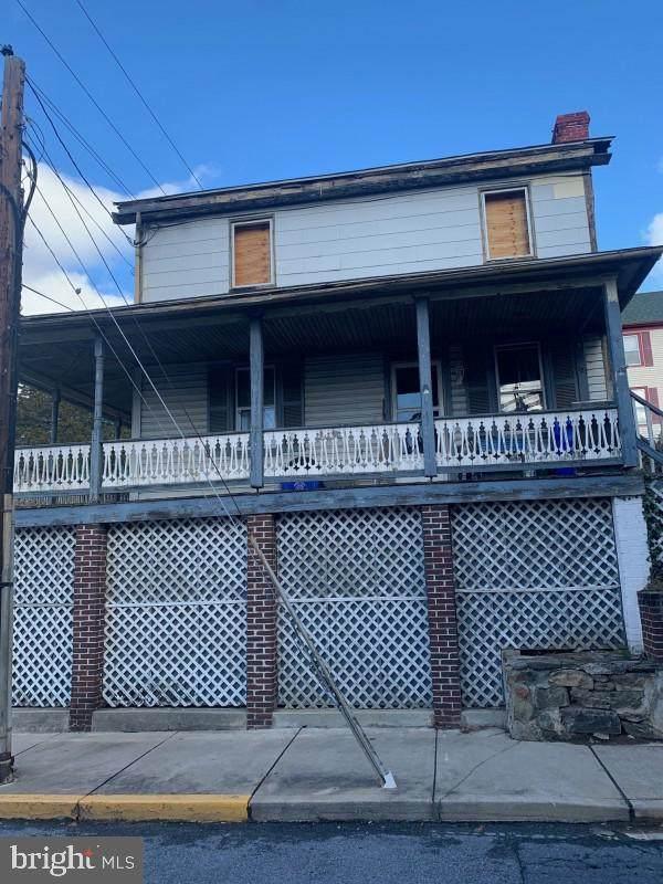 127 W Potomac Street, BRUNSWICK, MD 21716 (#MDFR274636) :: Corner House Realty