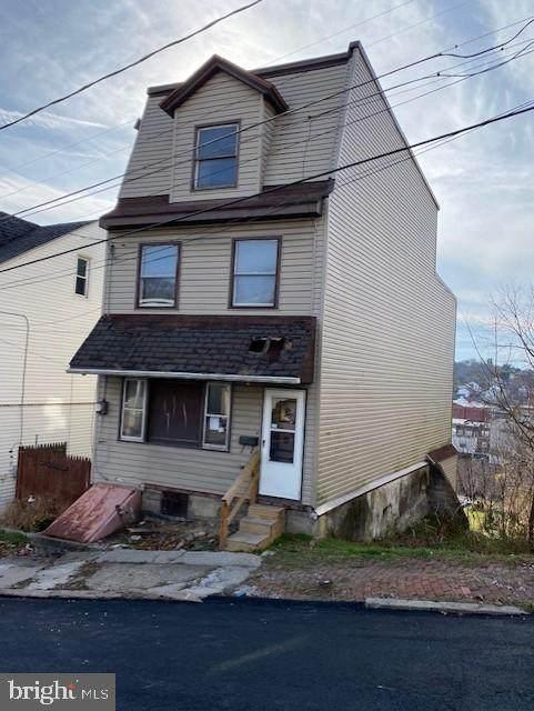 315 N George Street, POTTSVILLE, PA 17901 (#PASK133540) :: Ramus Realty Group