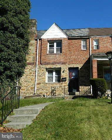5727 Jonquil Avenue, BALTIMORE, MD 21215 (#MDBA532946) :: Network Realty Group