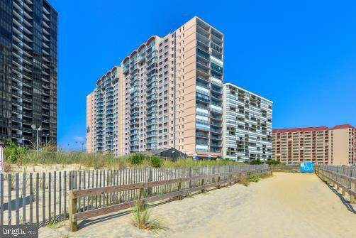 11000 Coastal Highway #405, OCEAN CITY, MD 21842 (#MDWO118714) :: Ultimate Selling Team