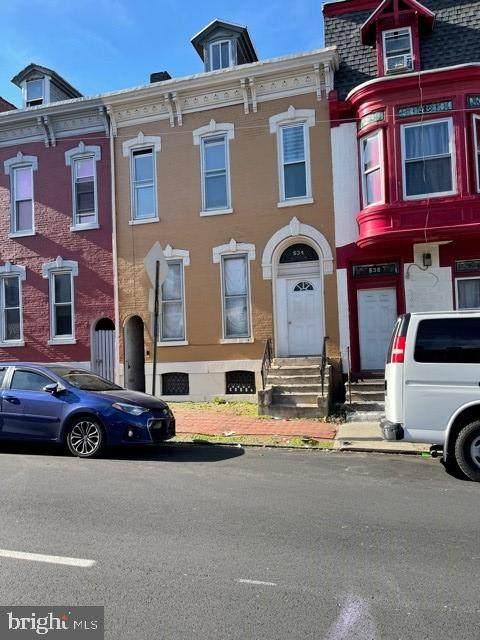 534 N 9TH Street, READING, PA 19604 (#PABK370932) :: The Matt Lenza Real Estate Team