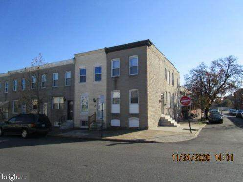 3901 E Pratt Street, BALTIMORE, MD 21224 (#MDBA533058) :: Better Homes Realty Signature Properties