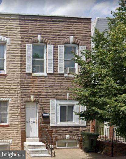 3706 E Pratt Street, BALTIMORE, MD 21224 (#MDBA533062) :: Better Homes Realty Signature Properties